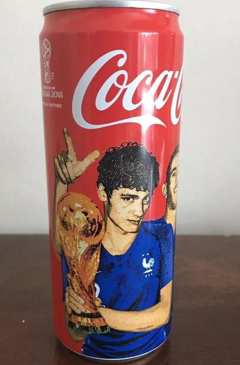 Coca Cola u Francuskoj (izvor: ebay.com)