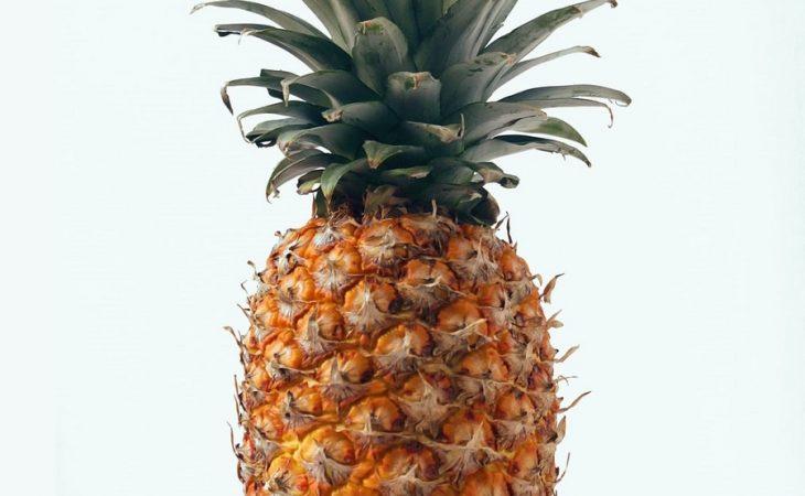 ananas kalorije