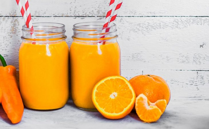 naranča kalorije