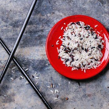 riža kalorije i nutritivne vrijednosti