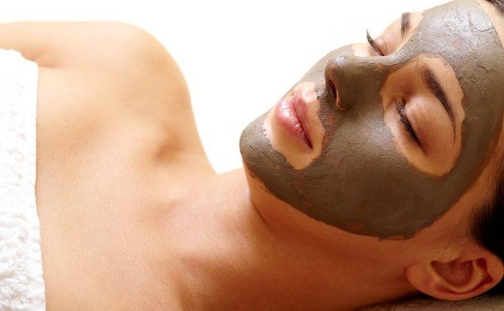 beauty maska na licu