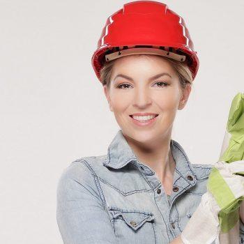 žena radnica